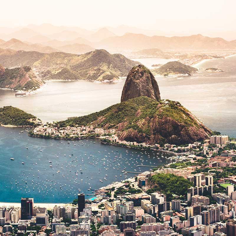 Ecco Travels Brazil