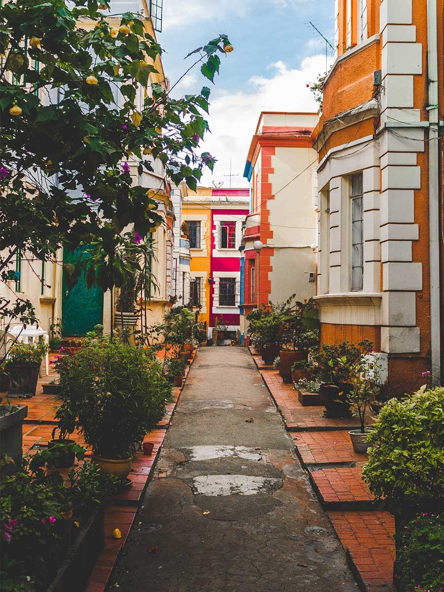 Ecco travels - Colombia - Bogota