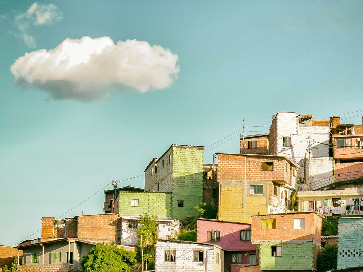Ecco travels - Colombia - medellin