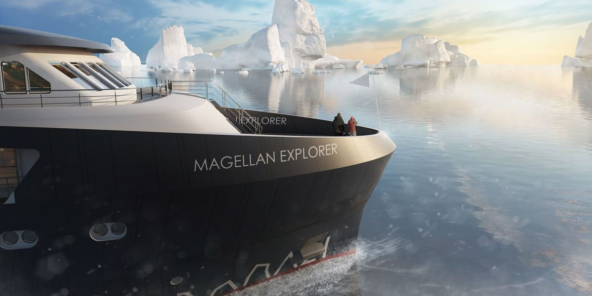 Magellan Explorer - Expedition to Antarctica