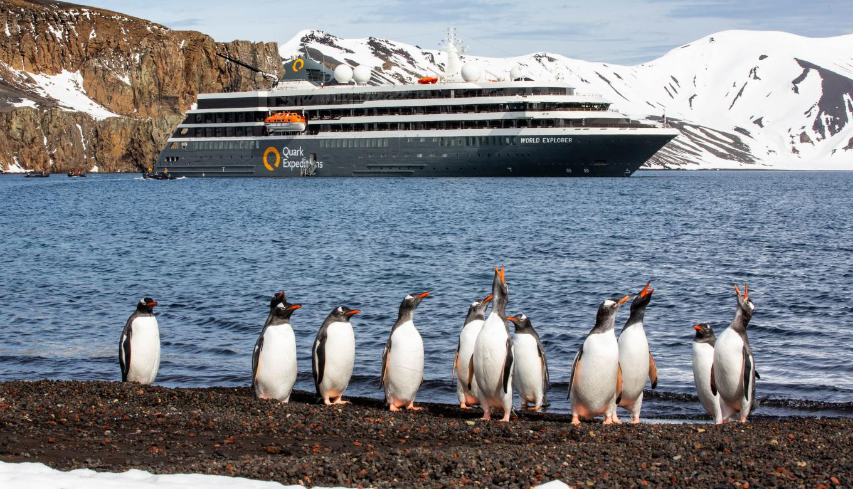World Explorer Antarctica