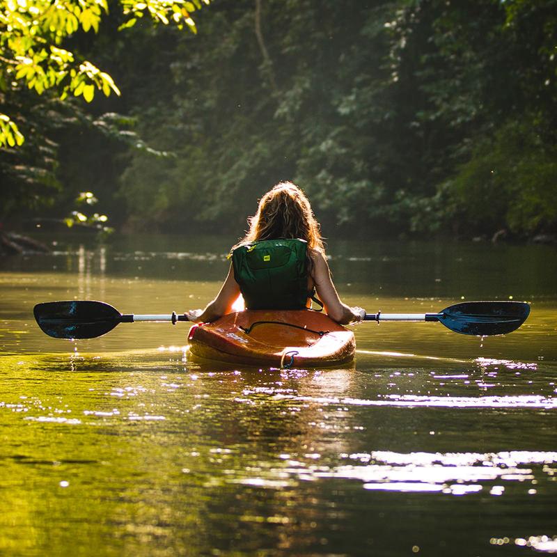Kayak Iguazu