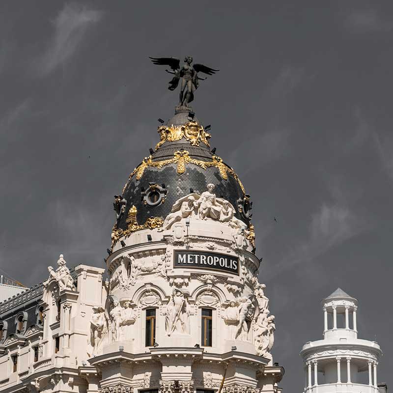Travel to Madrid - Art