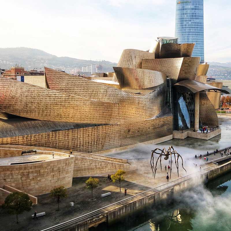 Basque Country - Guggenheim