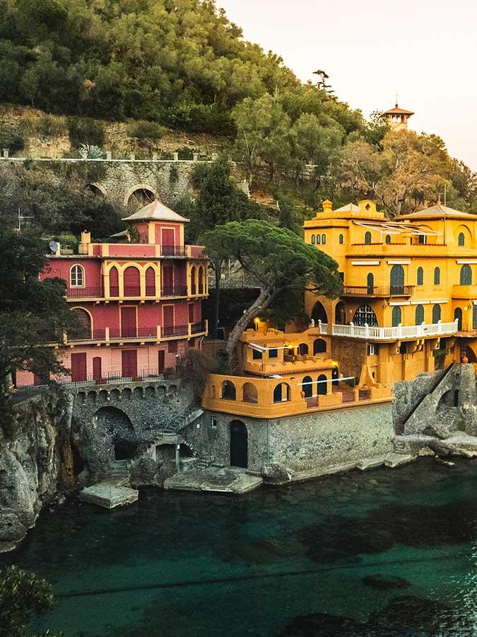 Travel to Liguria