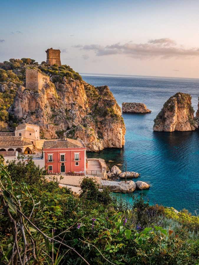 Travel to Sicily