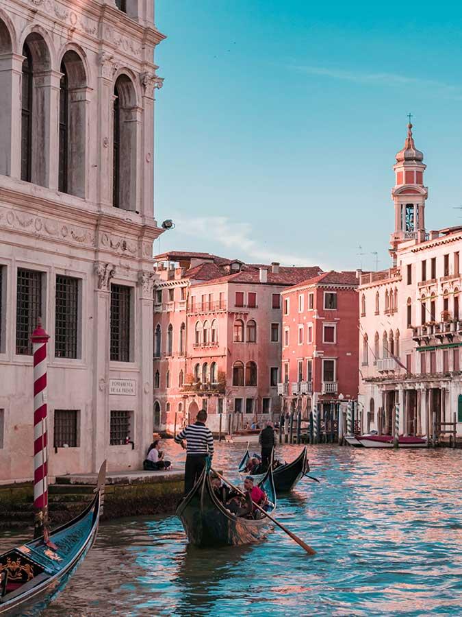 Travel to Veneto