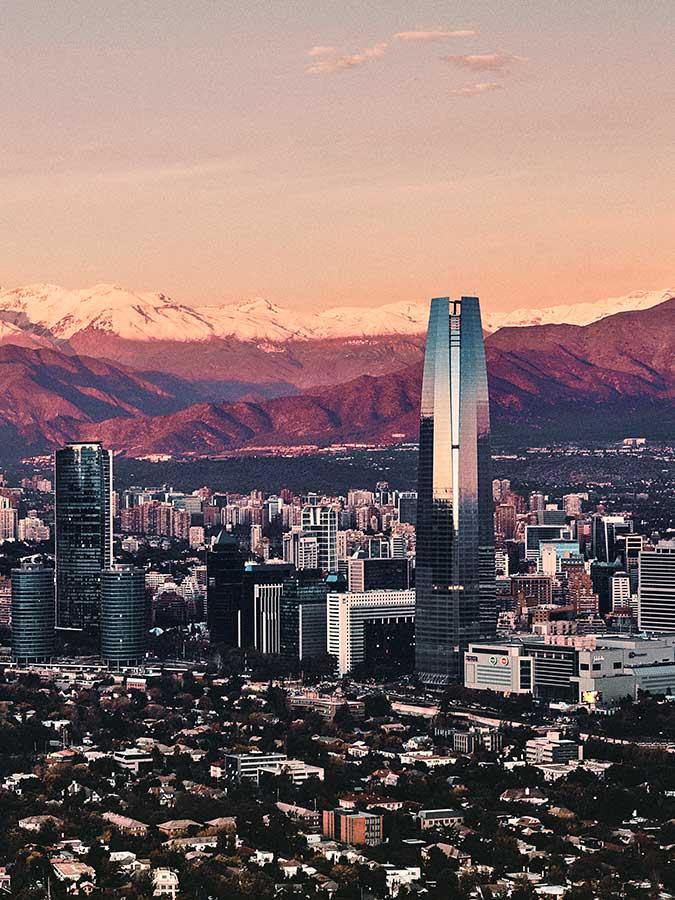 Travel to Santiago