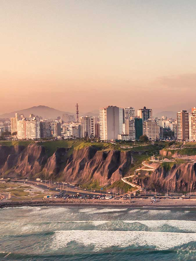 Travel to Lima